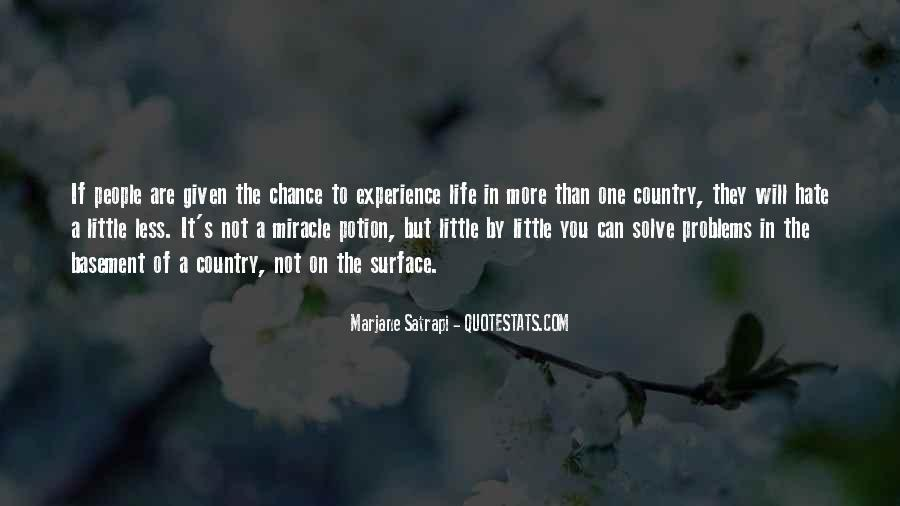 Quotes About Another Chance At Life #9817