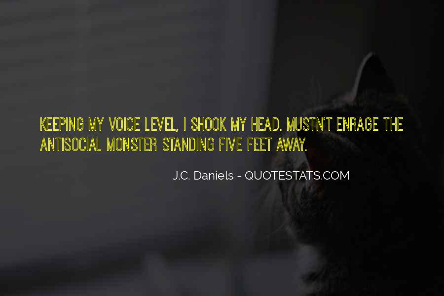 Quotes About Keeping A Level Head #1400005