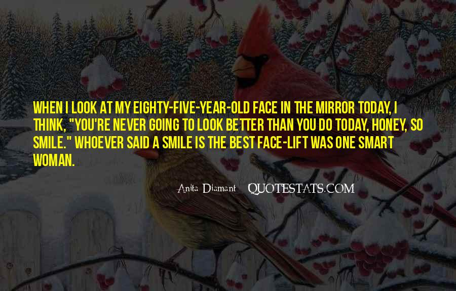 Quotes About Woman's Smile #1122407