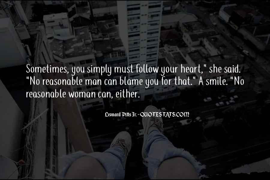 Quotes About Woman's Smile #1305234
