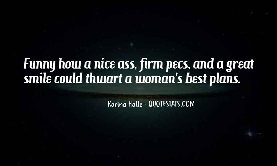 Quotes About Woman's Smile #1322922