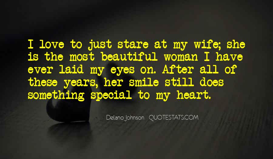 Quotes About Woman's Smile #1339231