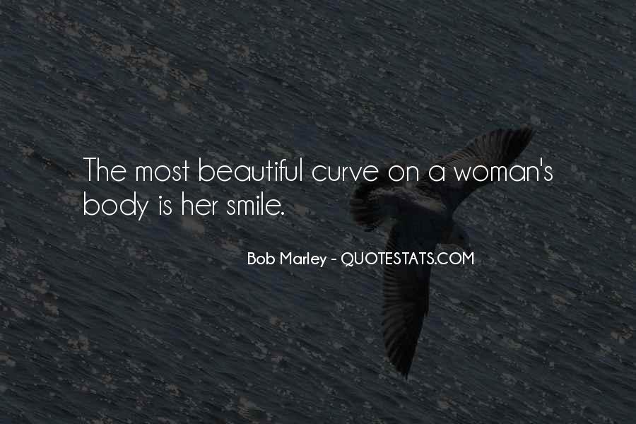 Quotes About Woman's Smile #1360084