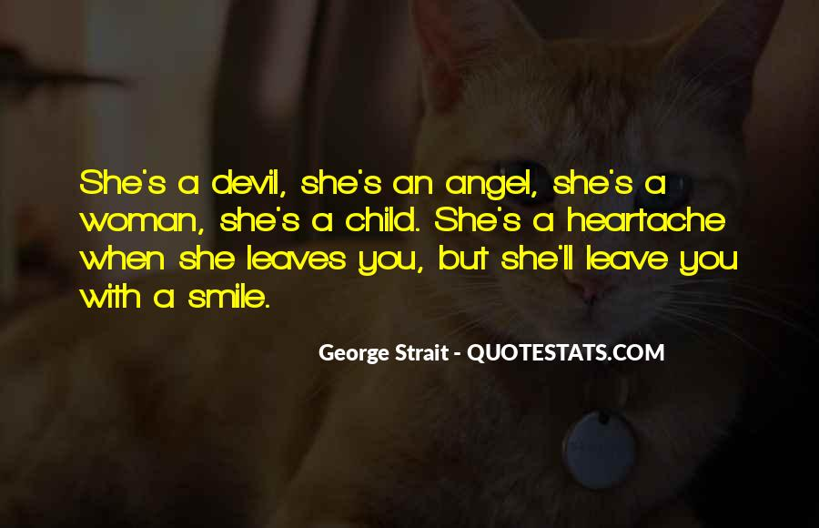 Quotes About Woman's Smile #1474427