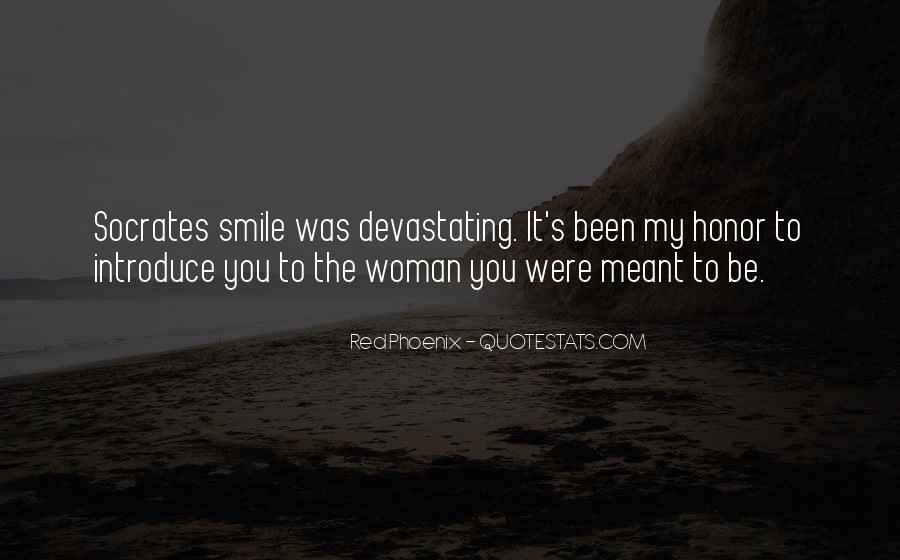 Quotes About Woman's Smile #1608550