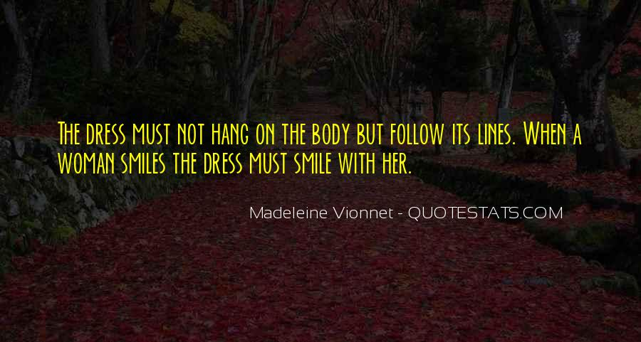 Quotes About Woman's Smile #536101