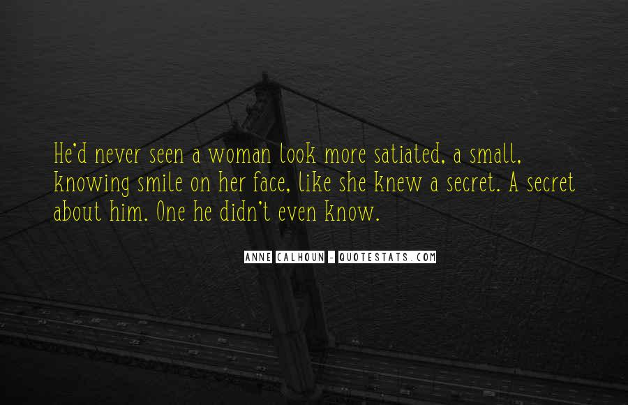 Quotes About Woman's Smile #604207
