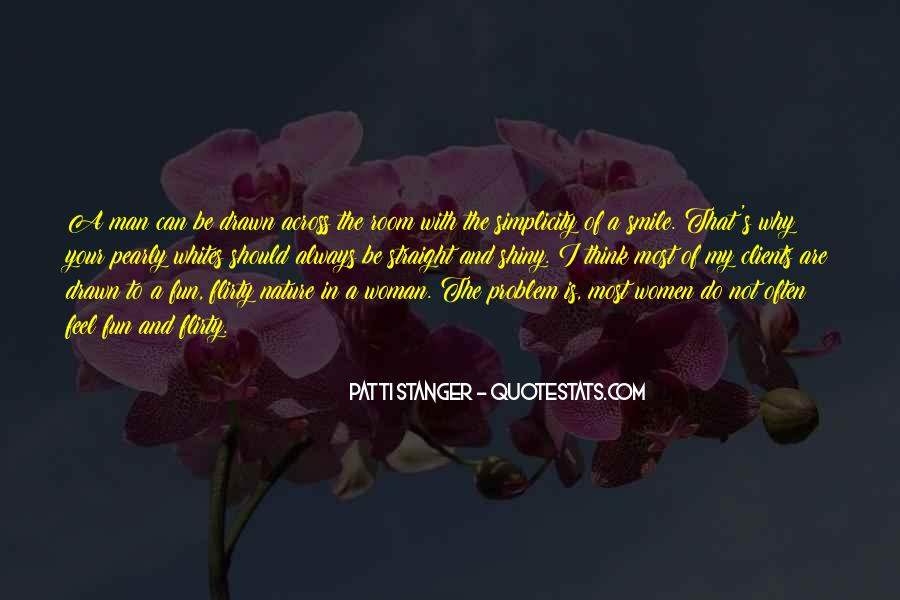 Quotes About Woman's Smile #863613