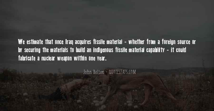 Quotes About Indigenous Materials #445932