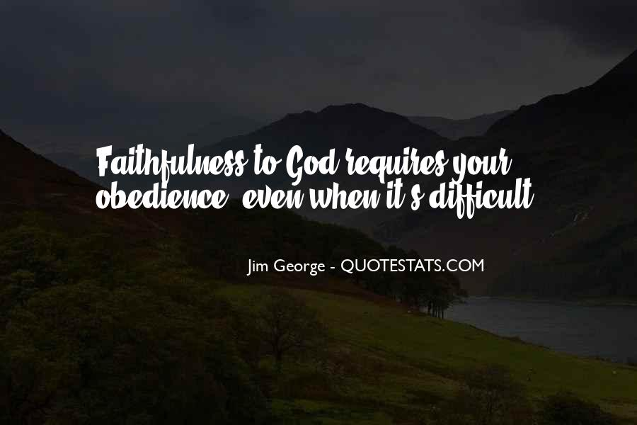 Quotes About God's Love And Faithfulness #1066733