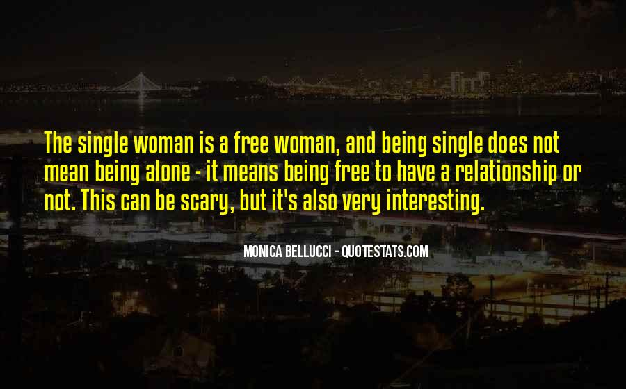 Quotes About Being Free From A Relationship #1682293
