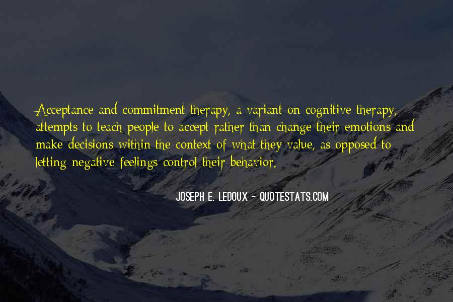 Quotes About Negative Change #1022124