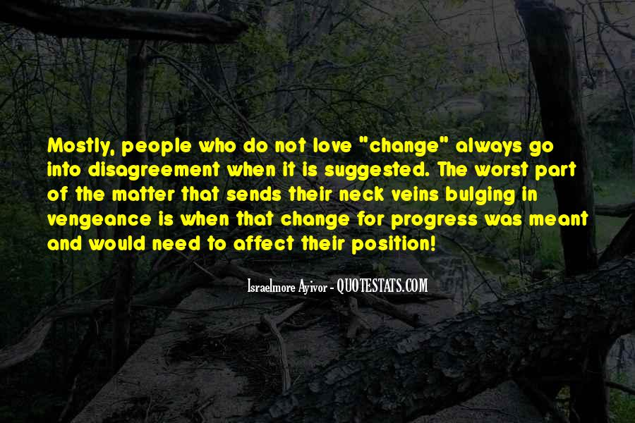Quotes About Negative Change #1520568