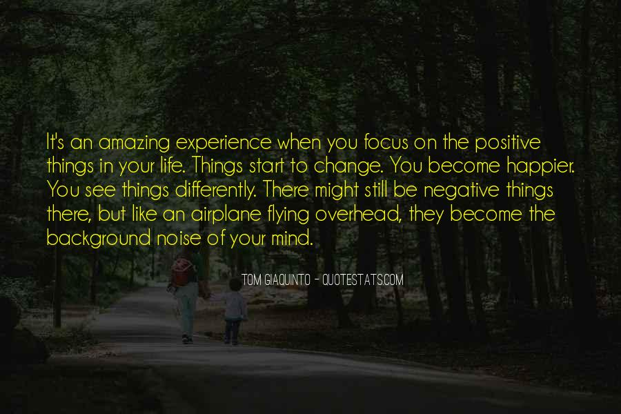 Quotes About Negative Change #1583532