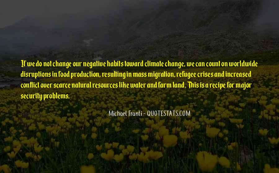 Quotes About Negative Change #1660606