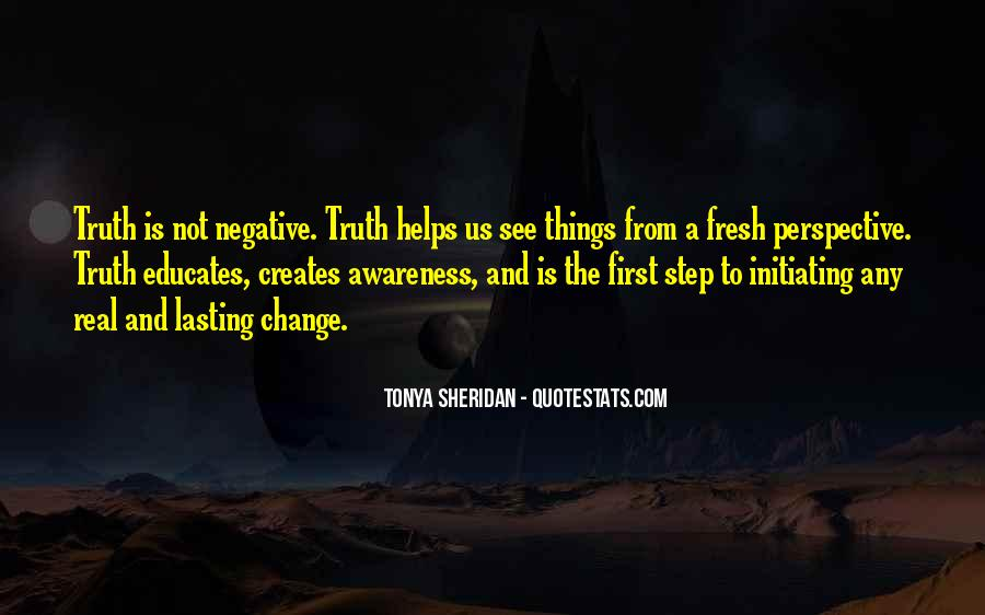 Quotes About Negative Change #1735778