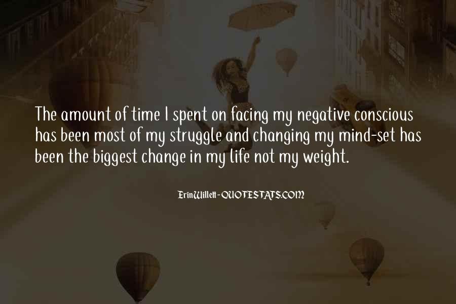 Quotes About Negative Change #903761