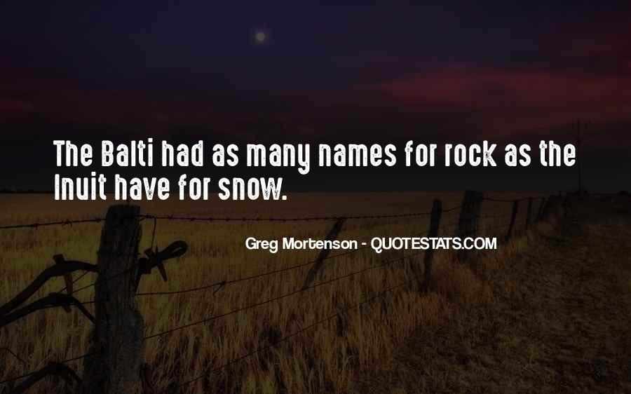 Quotes About Inuit #397987