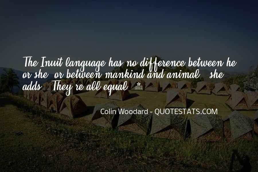 Quotes About Inuit #898337