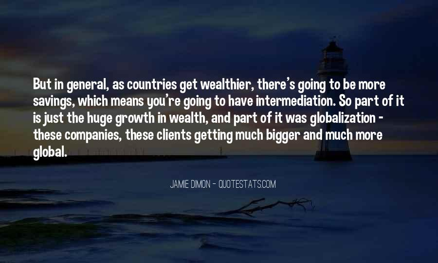 Quotes About Globalization's #1680713