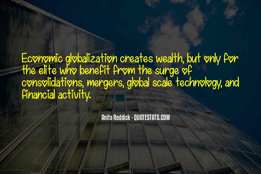 Quotes About Globalization's #16944
