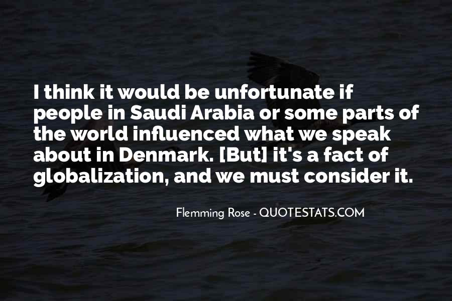 Quotes About Globalization's #1758251