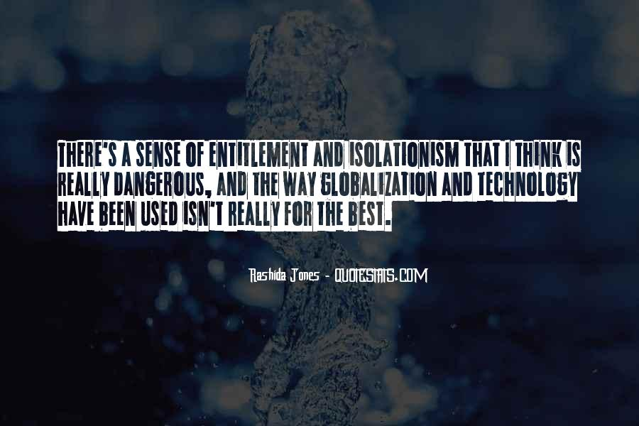Quotes About Globalization's #1855473