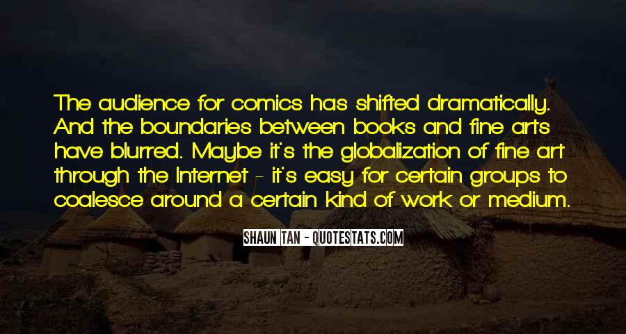 Quotes About Globalization's #311428