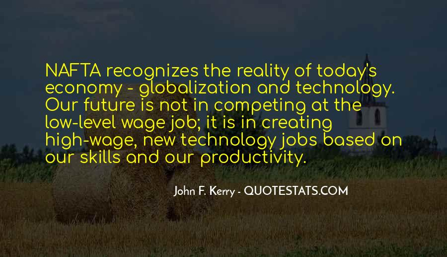 Quotes About Globalization's #427598