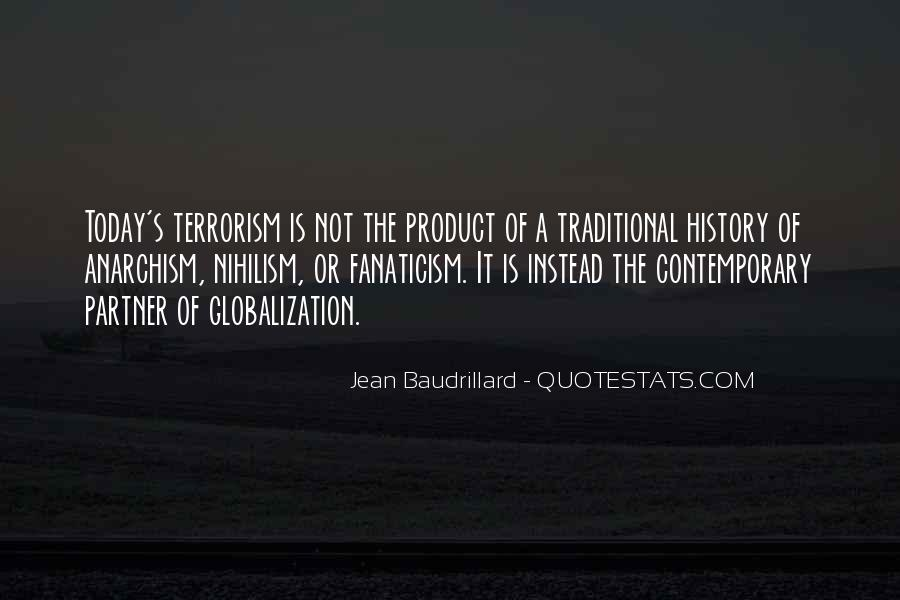 Quotes About Globalization's #630239