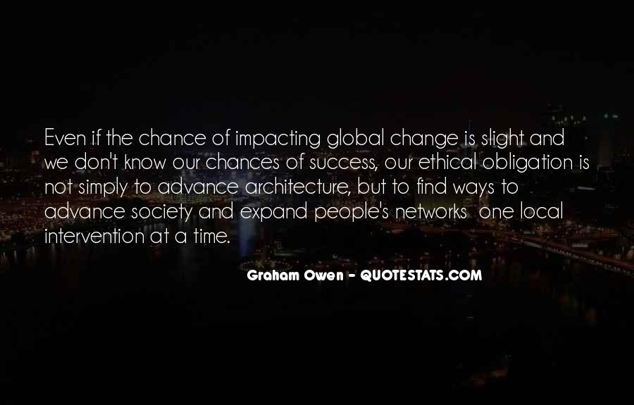 Quotes About Globalization's #883395