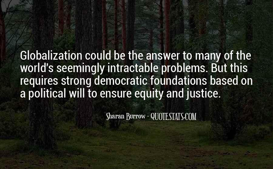 Quotes About Globalization's #926363