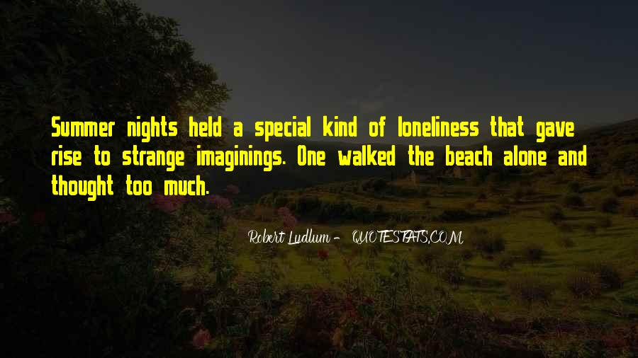 Quotes About Nights Alone #1420234