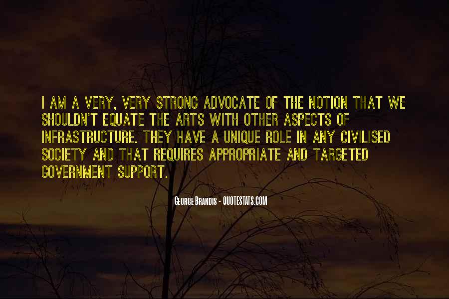 Quotes About Civilised Society #1565759