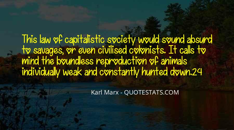 Quotes About Civilised Society #616919