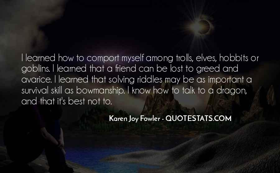 Quotes About Recognizing Your Own Faults #1671691