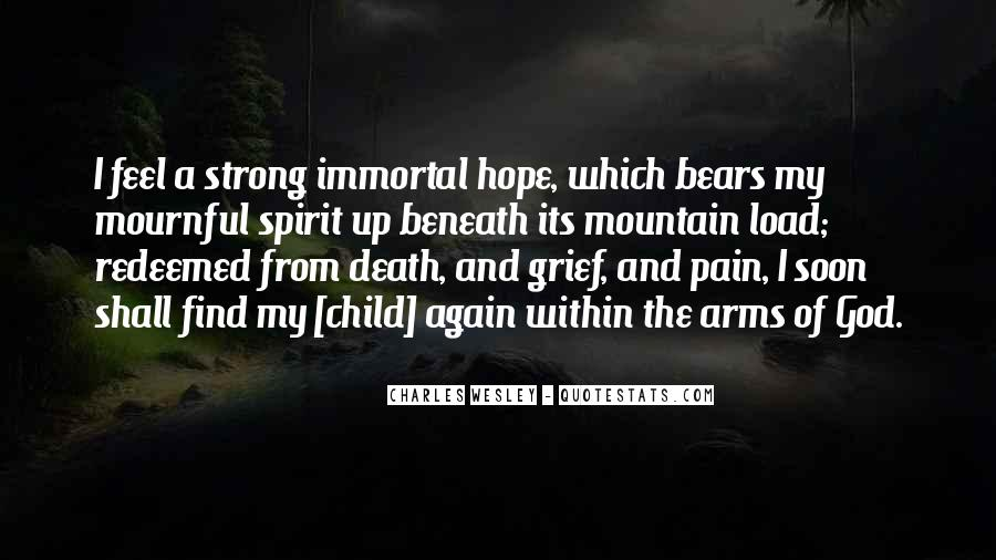 Top 40 Quotes About Grief Of A Child: Famous Quotes ...
