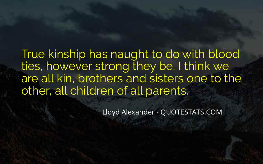Quotes About Sisters Not Blood #116101