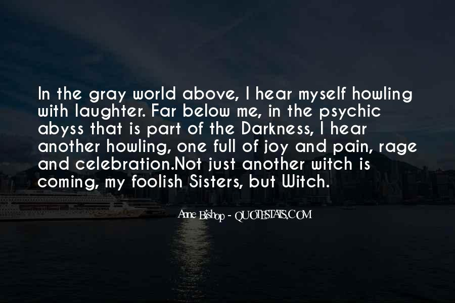 Quotes About Sisters Not Blood #1389142