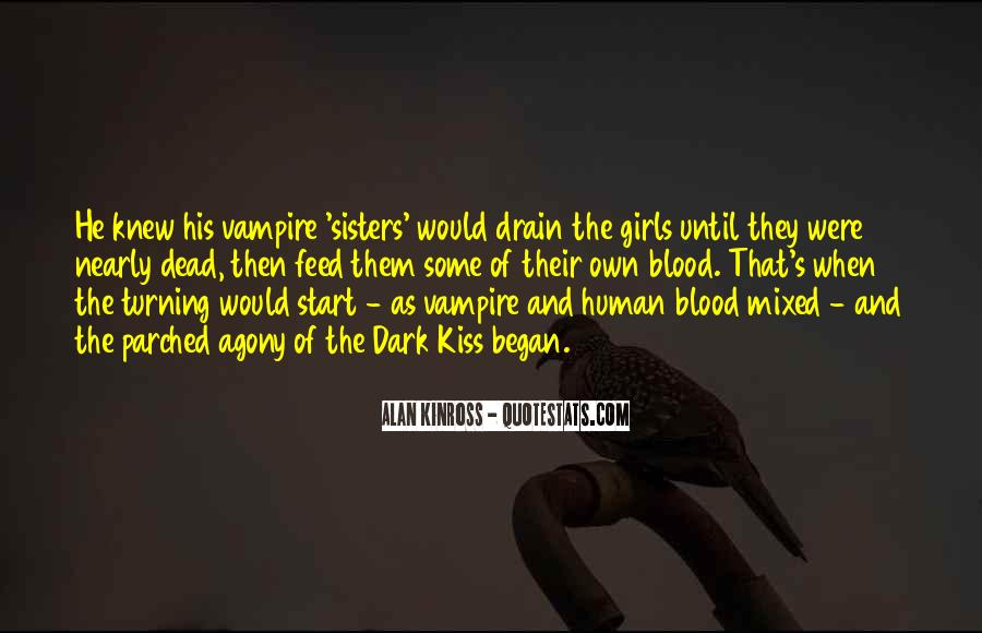 Quotes About Sisters Not Blood #1460227