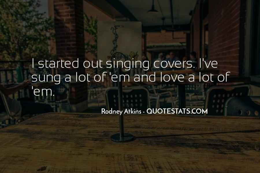 Quotes About Love Covers #50308