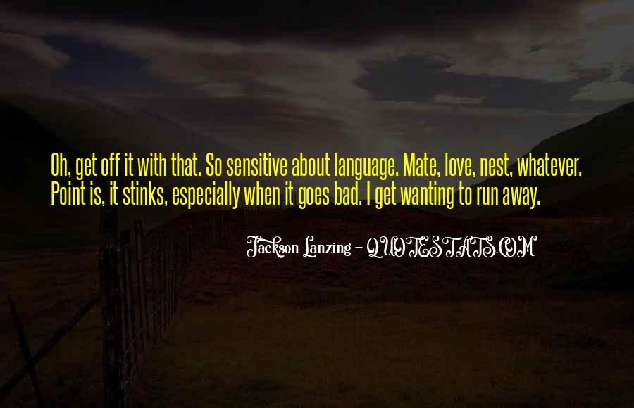 Quotes About Wanting Something Really Bad #182442