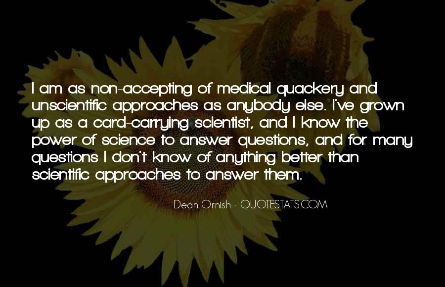 Quotes About Quackery #635659