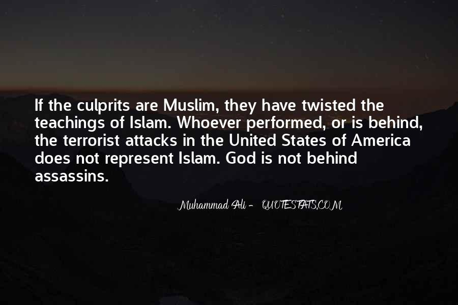 Quotes About Culprits #119542