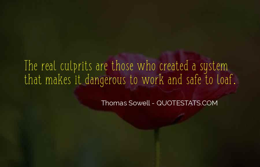 Quotes About Culprits #349331