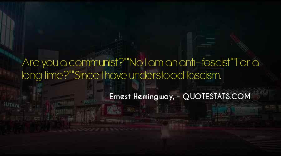Quotes About Spain Hemingway #1351736