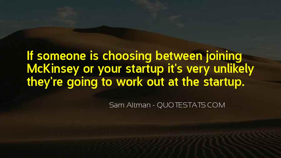 Quotes About Choosing What's Best For You #12321