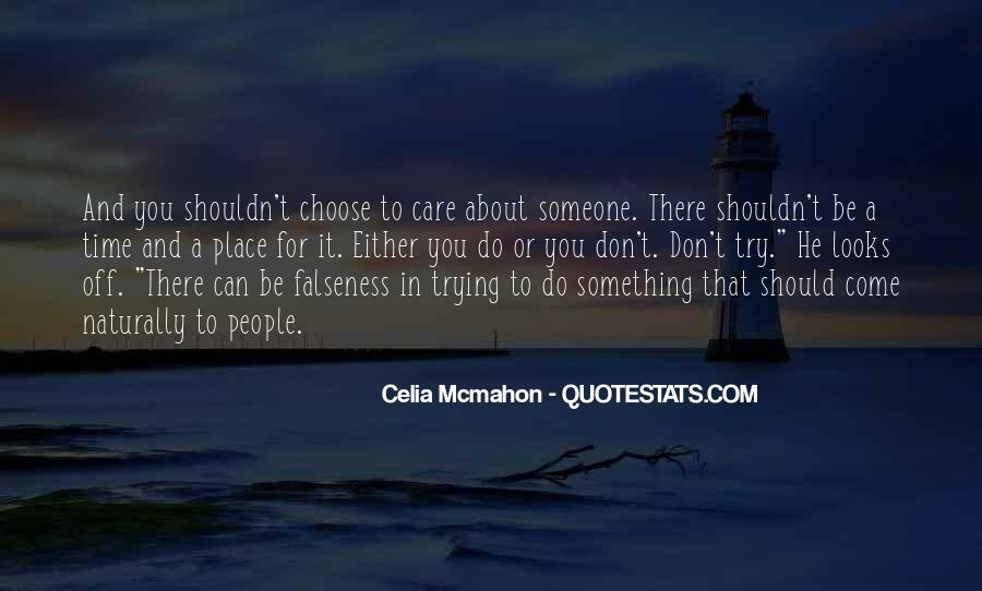 Quotes About Choosing What's Best For You #19566