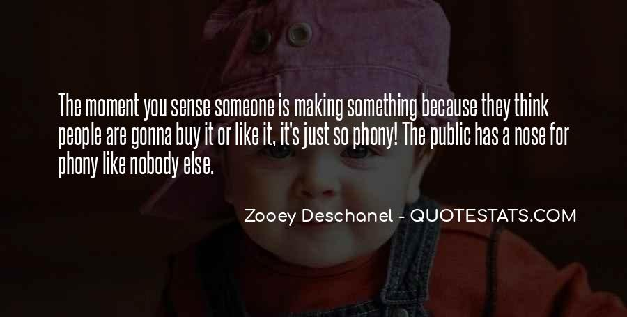 Quotes About Phony #320557