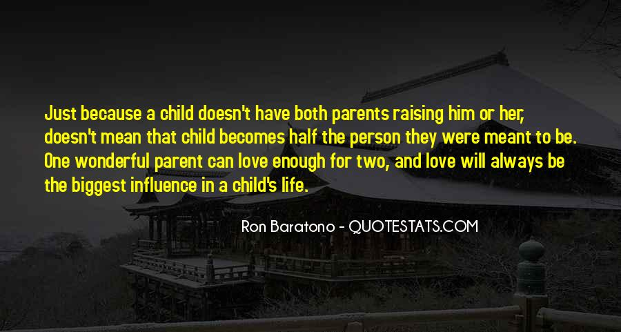 Quotes About Love To Parents #107592